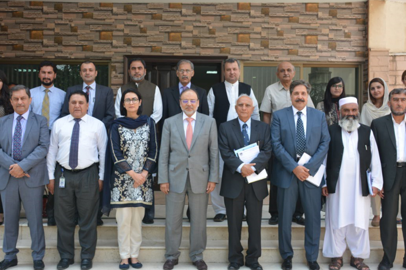 NBEAC 18th council meeting at Higher Education Commission (HEC)