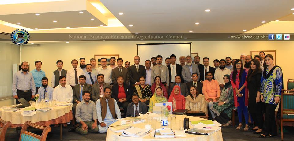 """NBEAC WORKSHOP-3 : """"Dynamics of Accreditation and Re-accreditation"""""""